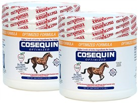2 Pack Cosequin Equine OPTIMIZED (1600 grams)