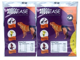 2 Pack SnuggEase Protective Pants for Dogs
