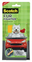 3M Scotch FurFighter Hair Remover for Car Interior Refills (8 Sheets)