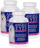 3 PACK Angels Eyes Beef Flavor for Dogs (360 gm)