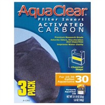 AquaClear 30 Activated Carbon 1.9 oz (3-Pack)