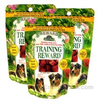 3-PACK Training Reward Treats - BEEF