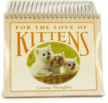 For The Love of Kittens - Caring Thoughts