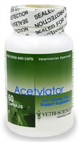 Vetri-Science Acetylator (60 capsules)