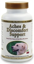 Aches & Discomfort Support for Dogs (60 Chewable Tablets)