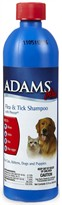 Adams Flea & Tick Shampoo (12oz)
