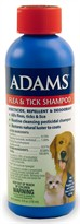 Adams Flea & Tick Shampoo (6oz)