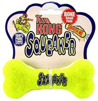 Air Kong Squeaker Bone - Small
