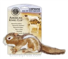 AKC - Classic Plush Chipmunk - Large