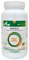 allerg 3 for dogs, Vet Solutions, Aller G-3, Fish Oil, AllerG-3