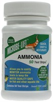 Microbe-Lift Ammonia Test Fresh Water (50 test strips)