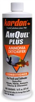 Kordon AmQuel Plus Ammonia Detoxifier Conditioner (16 oz)