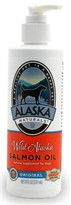 Alaska Naturals Wild Alaska Salmon Oil Original for Dogs (8 oz)