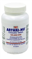 Arthri-Nu for Large Dogs (60 Chewable Tablets)