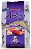 Grandma Lucy's Freeze-Dried Grain-Free Artisan Venison Dog Food (3 lbs)