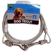 Aspen Pet Tieout Large 15'