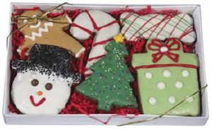 Holiday Assorted Box Cookies