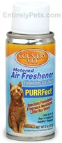 Country Vet AutoMist Refill - PURRFect (2 oz.)