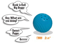 Talking Babble Ball - SMALL 2 1/8""