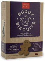 "Cloud Star Buddy Biscuits ""Original"" Veggie Madness (16 oz)"