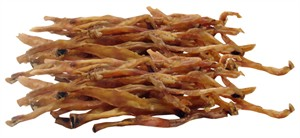 Old West Chew Strips Tendon Beef - Bulk Box (50 ct)