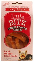 Beefeaters Little Bitz Sweet Potato Strips (3 oz)