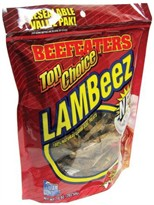 Beefeaters Lambeez Natural Lamb Dog Treats (1 lb)