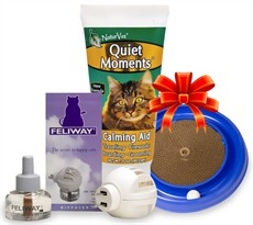 Behavior Control Kit for Cats