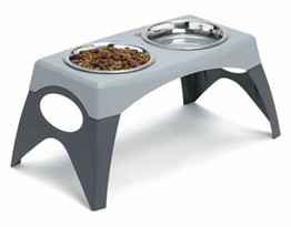 Bergan Elevated Pet Feeder