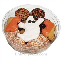 Barkworth Gourmet Halloween Cookie Tubs
