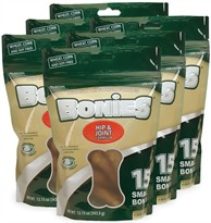 BONIES Joint Formula Multi-Pack SMALL 6-PACK (90 Bones)