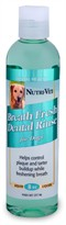 Nutri-Vet Breath Fresh Dental Rinse for Dogs (8 oz)