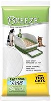 BREEZE Tidy Cat Refill Pads