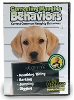 Breaking Naughty Behavior - DVD