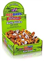 25 PACK Redbarn Bully Springs