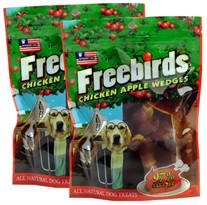BUY 1 GET 1 FREE! Freebirds Chicken Apple Wedges (12 oz)