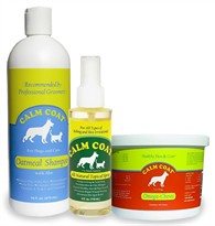 Calm Coat Anti-Itch Kit