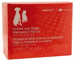 Canine Pregnancy Test Kit (5 tests)