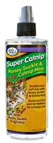 Four Paws Super Catnip Honey Suckle & Catnip Mist (4 fl oz)