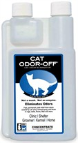 Cat-Odor Off Concentrate (16 oz)