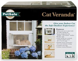 Petsafe - Cat Veranda
