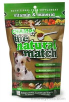 Champ! The Natural Match Vitamins & Minerals - 1 lb