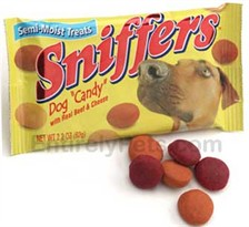 Sniffers -  Beef & Cheese (1.1 oz)