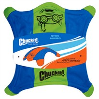 ChuckIt Flying Squirrel - Green (Medium)