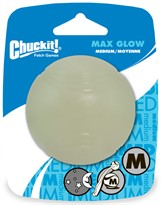 Chuckit! Max Glow Ball (Medium)