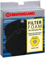 Marineland Filter Foam for C-530 (2 pk)
