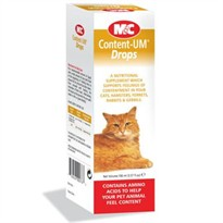 Mark & Chappell Content UM Drops For Cats (3.57 fl oz)