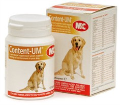 Mark & Chappell Content UM Tablets For Dogs (100 Tabs)