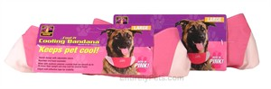 Cool-It Cooling Bandana Pink - Large
