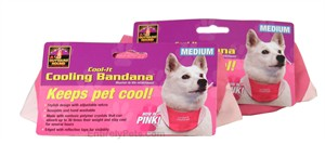 Cool-It Cooling Bandana Pink - Medium